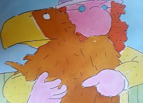A águia que não queria voar (James Aggrey & Wolf Erlbruch)