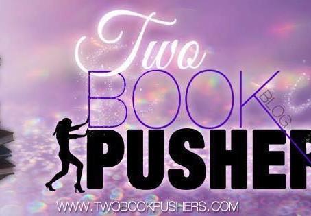 Brooke's Blog Showcase - Two Book Pushers