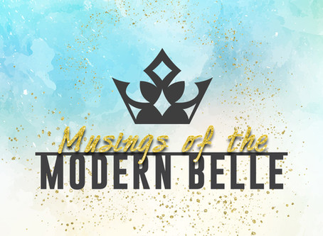 Brooke's Blog Showcase - Musings of the Modern Belle