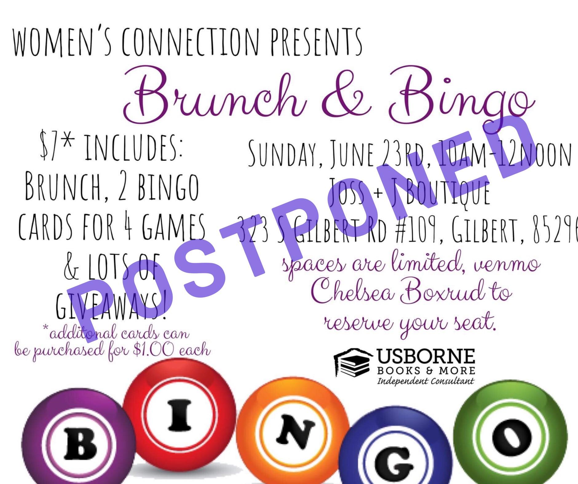 Brunch & Bingo