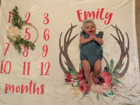 Emily Jean: 5 Month Update