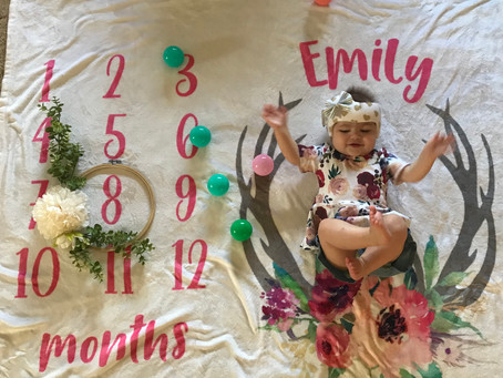 Emily Jean: 8 Month Update