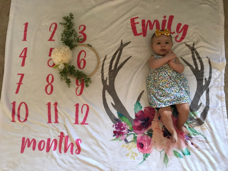 Emily Jean: 6 Month Update