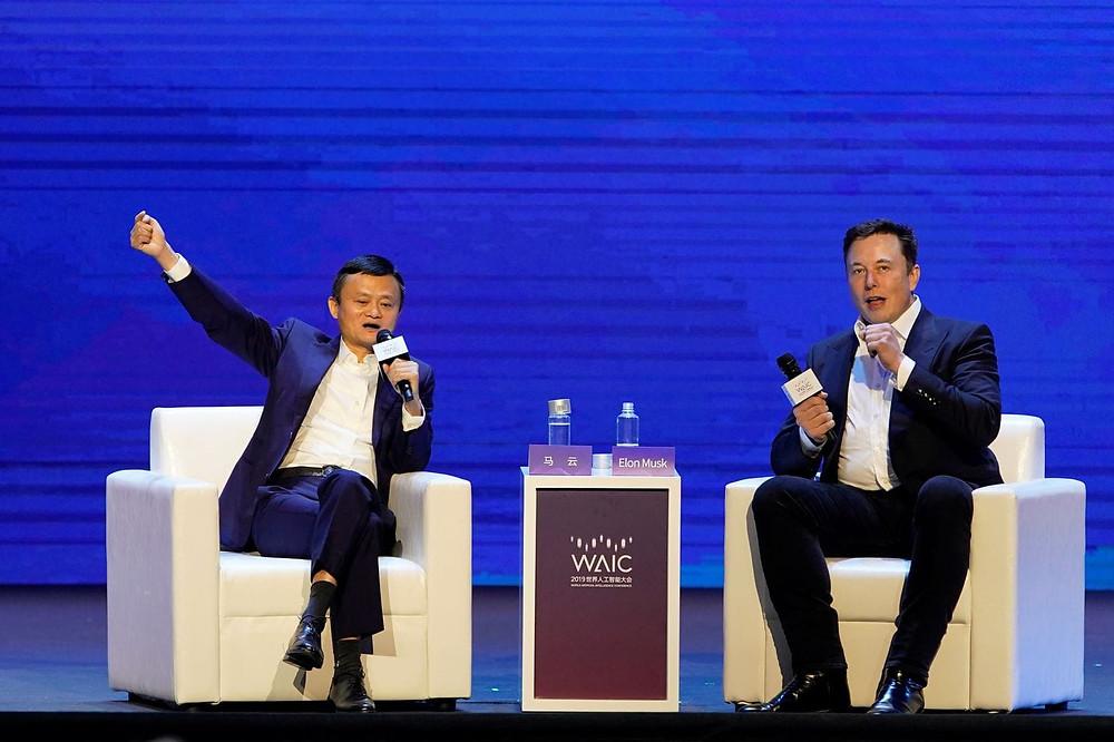 L'IA permettrait aux gens de travailler seulement 12 heures par semaine, prédit Jack Ma