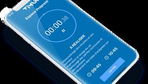Timax, une appli de gestion du temps intéressante à découvrir