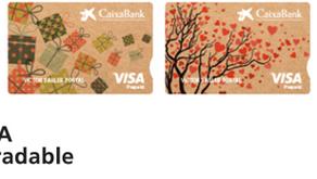 CaixaBank lance une carte bancaire biodégradable