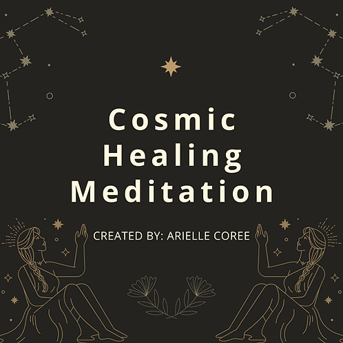 Cosmic Healing Meditation