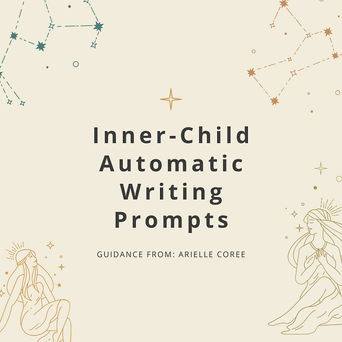 Inner Child Automatic Writing Prompts