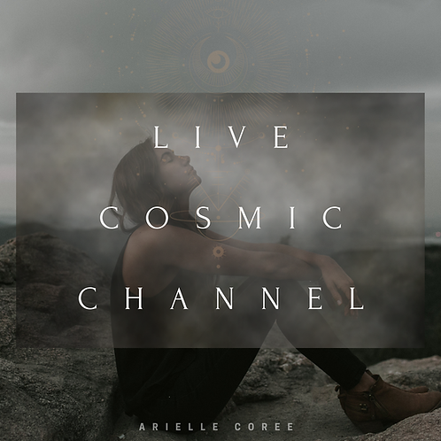 Recording | Equinox Energy Healing + Cosmic Channeling Event