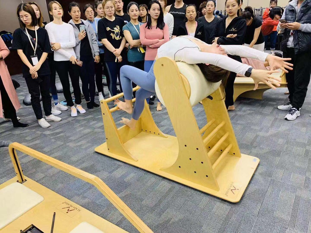 2019아시아필라테스컨퍼런스-중국베이징