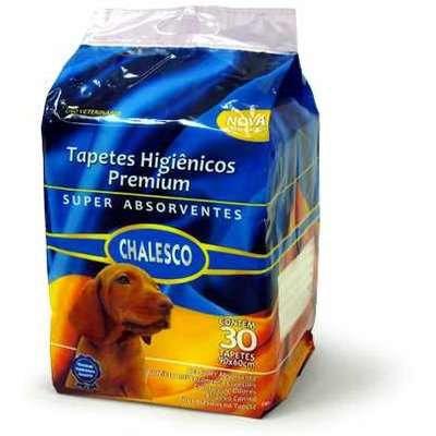 Tapete Higiênico Chalesco 60x90 - 30unds