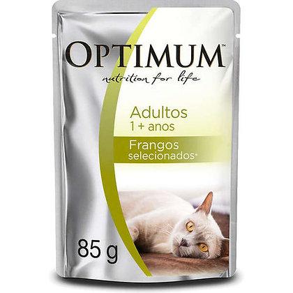 Optimum Cat Sachê Ad Frango 85g