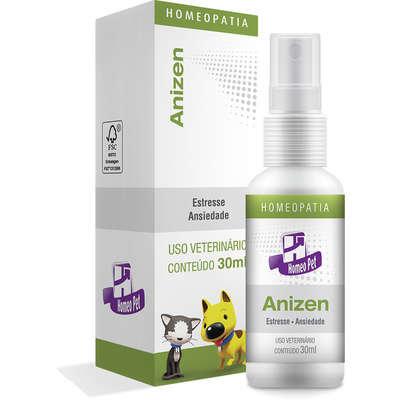 Sistema de Terapia Real H Homeo Pet Anizen - 30 mL