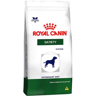 Ração Royal Canin Canine Veterinary Diet Satiety Support para Cães Adultos 1,5kg