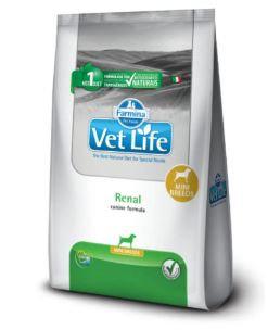 Ração Vet Life Natural Mini Canine Renal - 2kg