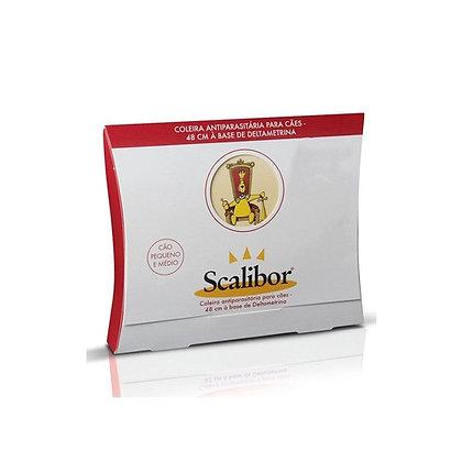 Coleira Scalibor Caes Pequenos Leishmaniose Antipulgas 48cm