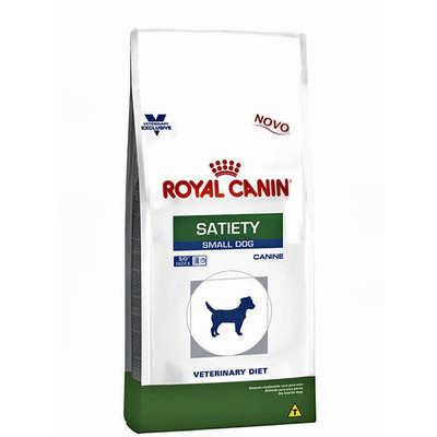 Ração Royal Canin Canine Veterinary Diet Satiety para Raças Pequenas - 1,5kg
