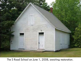 The S Road School Preservation