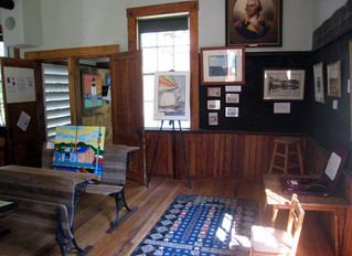 The S Road School Becomes an Art Gallery