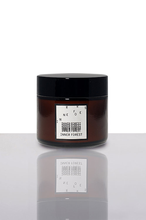 A:NOTE LABORATORY | INNER FOREST - SOY WAX TRAVEL SIZE CANDLE [2OZ]
