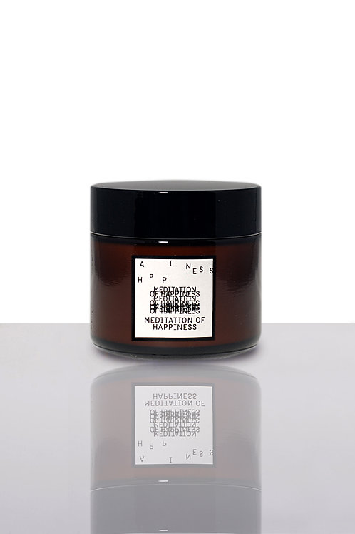 A:NOTE LABORATORY | MEDITATION OF HAPPYINESS - SOY WAX TRAVEL SIZE CANDLE [2OZ]
