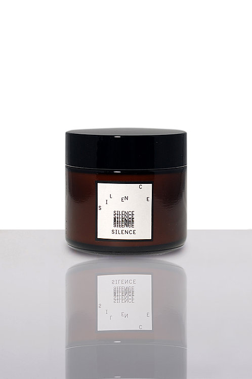 A:NOTE LABORATORY | SILENCE -SOY WAX TRAVEL SIZE CANDLE [2OZ]
