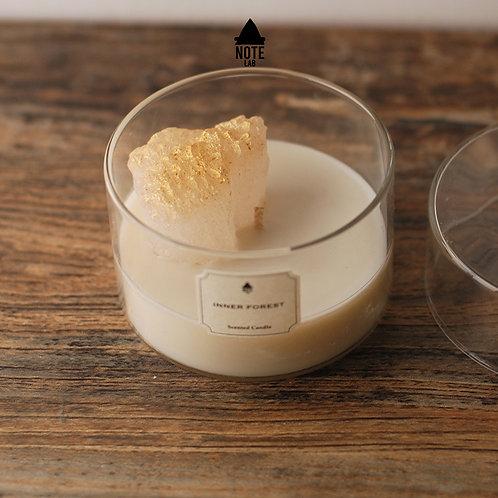 A:NOTE LABORATORY | Fluorite  Scented Candle | 螢石香薰蠟燭