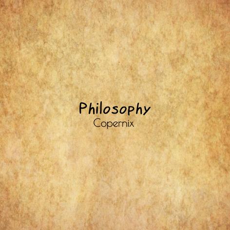 Copernix 1st single [Philosophy]