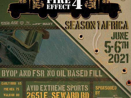 Fire 4 Effect Scenario Game
