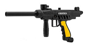 Rental paintball gun