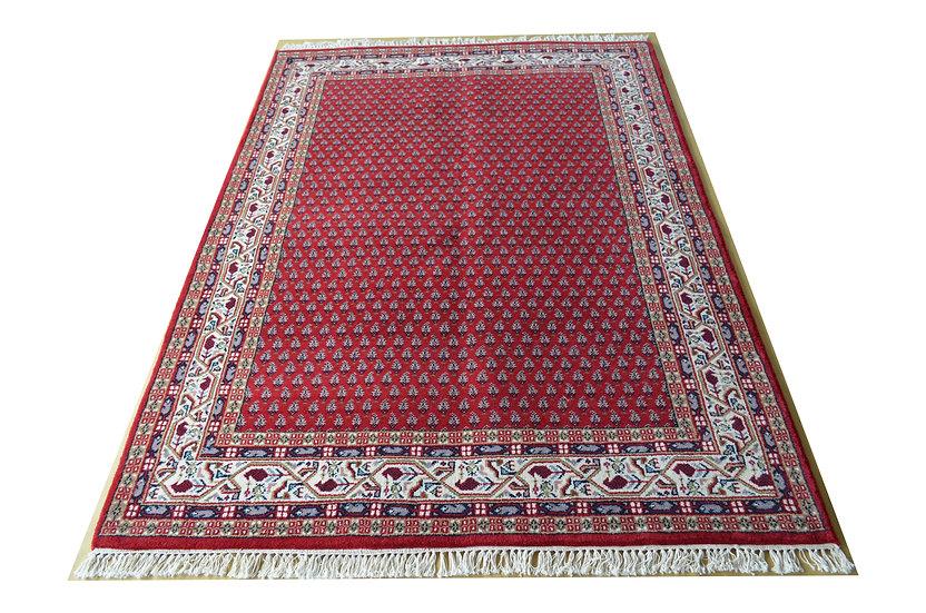 Sarough Mir, rot, Orientteppich, handgeknüpft, verschiedene Größen ab