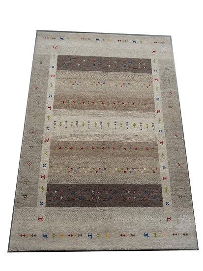 Gabbeh Halfa, Orientteppich, handgeknüpft, verschiedene Größen