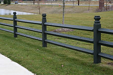 Amerifence Cedar Rail Fence