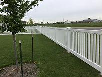 Amerifence Viny PVC Fence