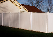 Amerifence Viny PVC Privacy Fence