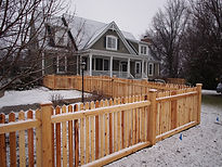 Amerifence Cedar Custom Built Fences