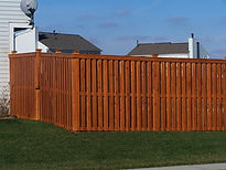 Amerifence Cedar Shadow Box Fence