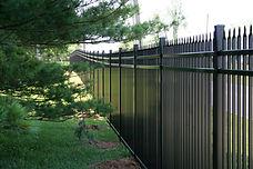 Amerifence Aluminum Steel Fence