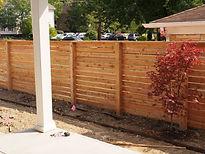 Amerifence Cedar Custom Built Fences