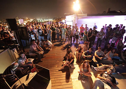 Crowd Gathering