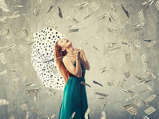 """Magic Gratitude Challenge"" Day 9 – The Money Magnet"