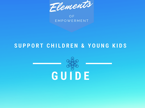 Support Children & Young Kids
