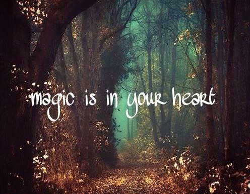 """Magic Gratitude Challenge"" Day 20 – Heart Magic"