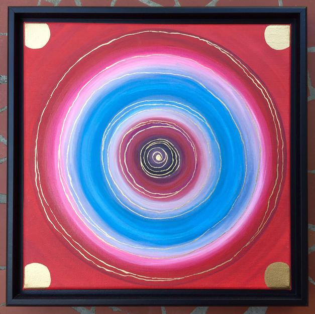 Red Mandala, 2018