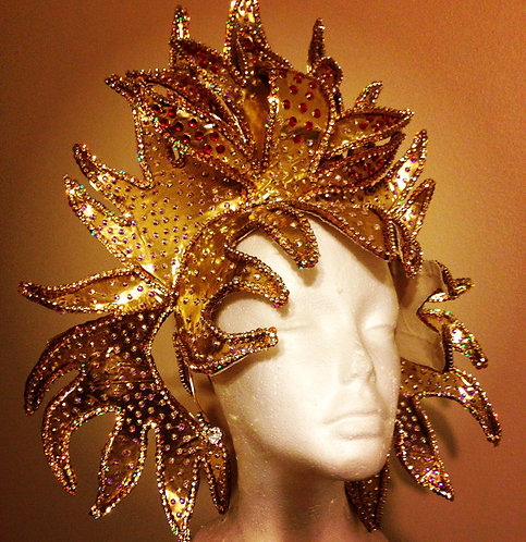 Costuming: The Head Piece