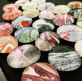 Marbled Magnets