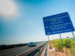 Estas son las autopistas de peaje que serán gratuitas a partir de 2020