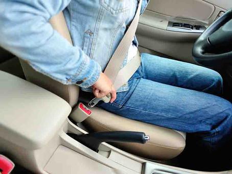 ¿Quién inventó el primer cinturón de seguridad?