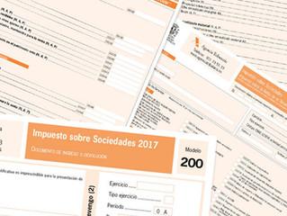 Novedades Impuesto Sociedades 2017