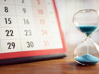 Esquema ampliación del plazo para presentar las declaraciones y autoliquidaciones tributarias por el
